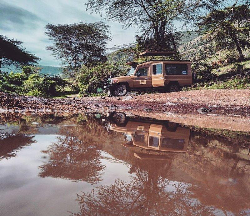 Танзания интересно, искуство, мир отражений, необычно, параллельные миры, фотограф, фотография, фотохудожник