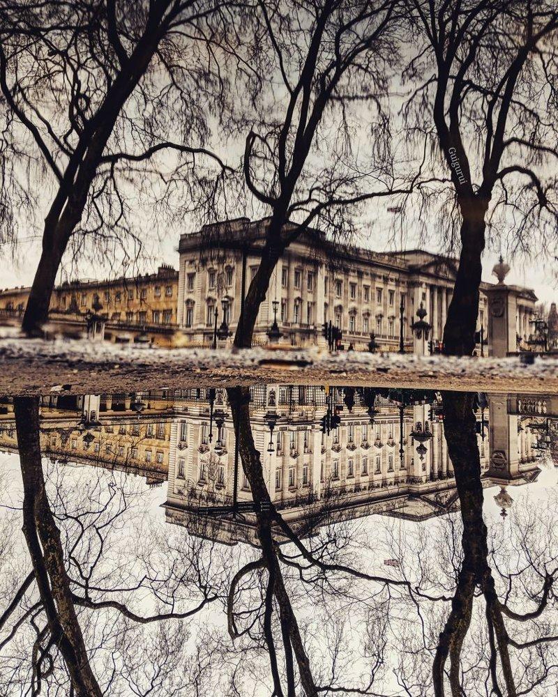 Лондон, Великобритания интересно, искуство, мир отражений, необычно, параллельные миры, фотограф, фотография, фотохудожник