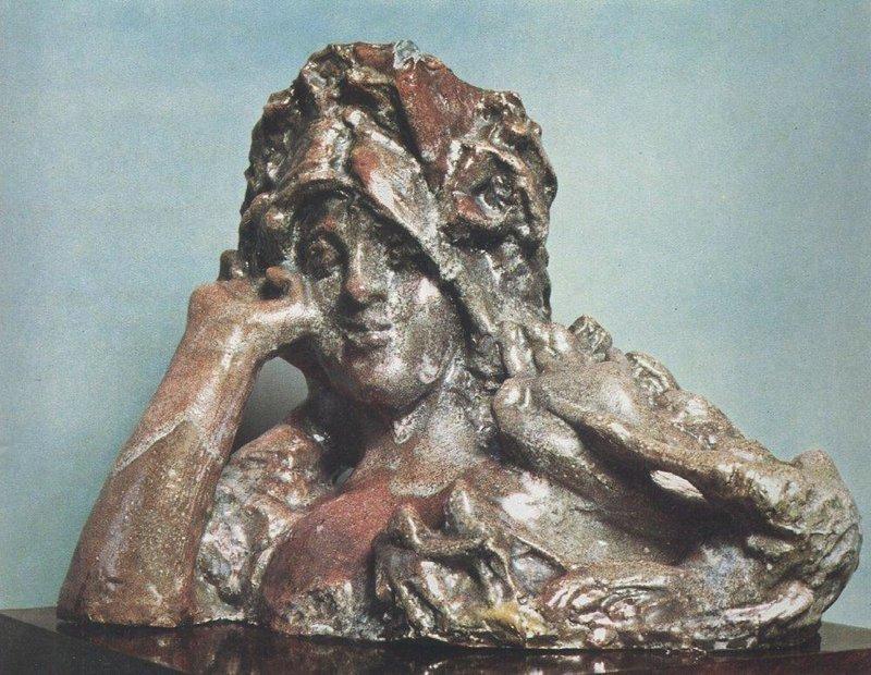 Весна, 1899 Врубель, биография, великие имена, искусство, картины, керамика, творчество, художник