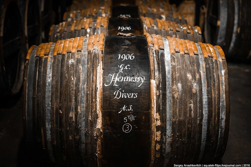 Коньячный рай Hennessy Hennessy, алкоголь, коньяк