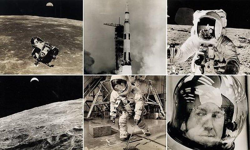 Золотой век космических исследований: на аукцион выставлен фотоархив NASA Apollo, gemini, nasa, Программа Меркурий, космические запуски, космические миссии, космос, фотоархив