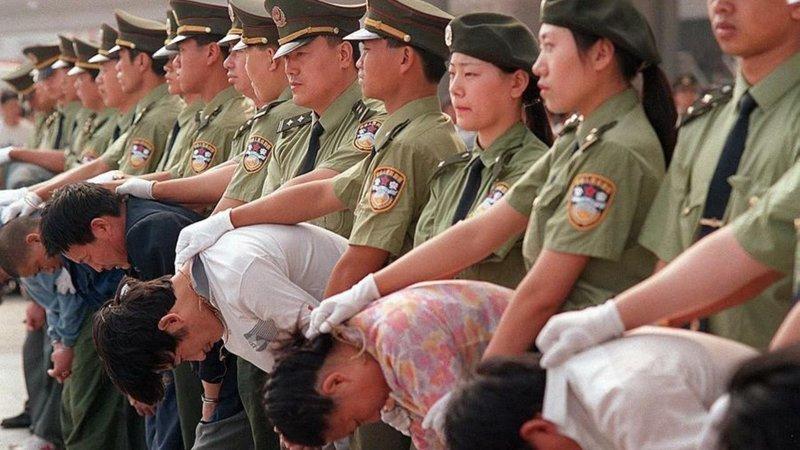Вообще в Китае определили, за какую взятку будут мочить Коррупционеров    азия, китай, экономика