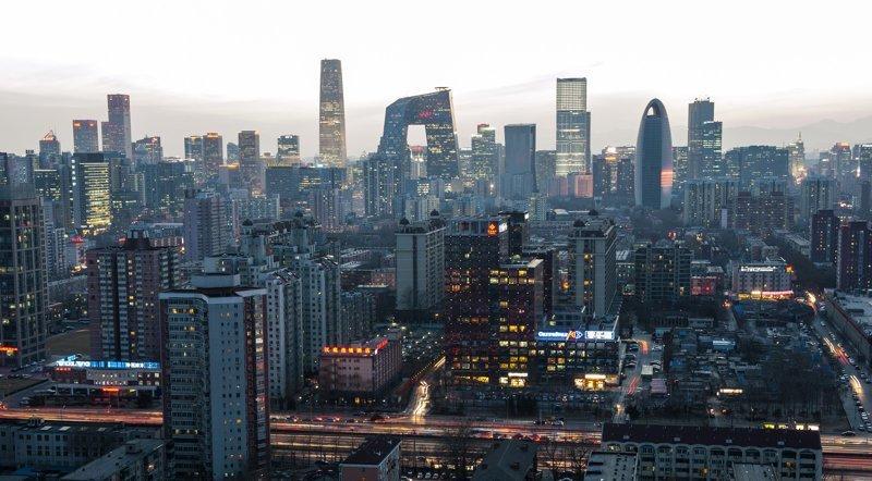 Пекин 2018 год азия, китай, экономика