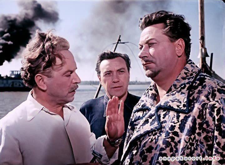 Верные друзья актёр, кино, народный артист СССР