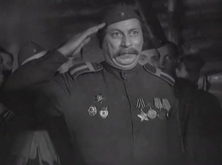 Звезда актёр, кино, народный артист СССР