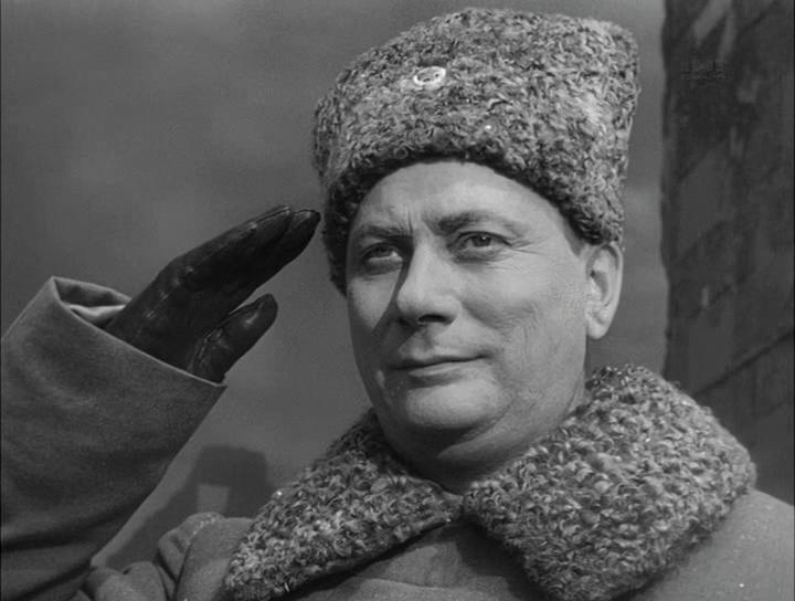 Сталинградская битва актёр, кино, народный артист СССР