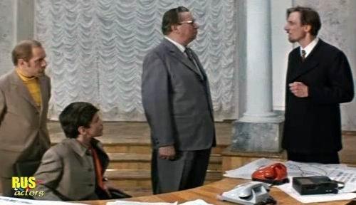 Москва — Кассиопея актёр, кино, народный артист СССР