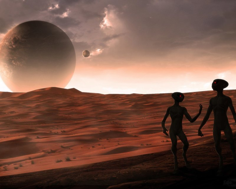 Одинокая марсианка желает познакомиться девушки, инопланетяне, юмор