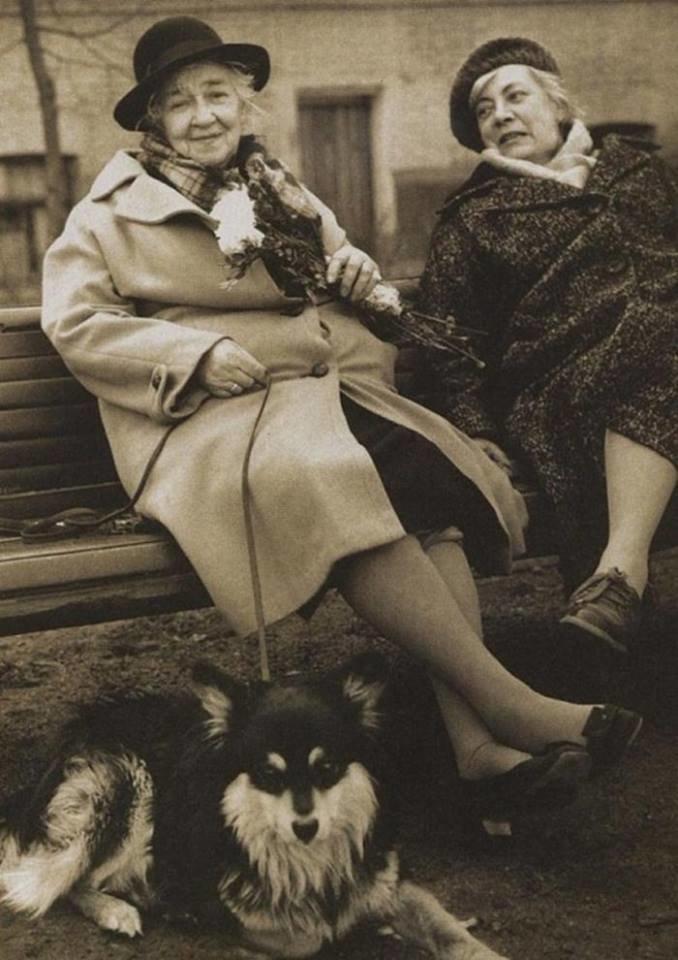 Сестра из Парижа Изабелла Фельдман, Фаина Раневская, париж, сестра