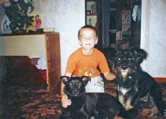 «А как же я?» история, собаки, спасение