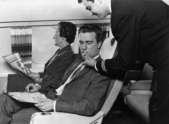 Хорошо, что сегодня в самолетах нельзя курить, но все же в стиле этому парню не откажешь! Шикарно, богатство, охренели, перелёт, роскошь, самолёт, фото