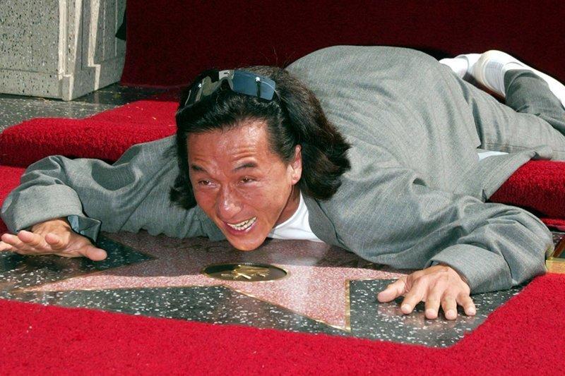 Джеки Чану — 64 актер, джеки чан, фоторепортаж