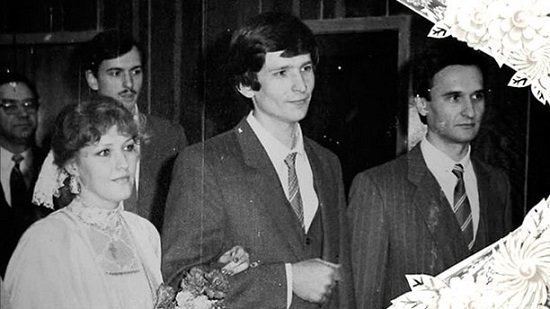Редкие свадебные фото советских и российских звезд актеры, звезды, знаменитости, политики, свадьба, эстрада