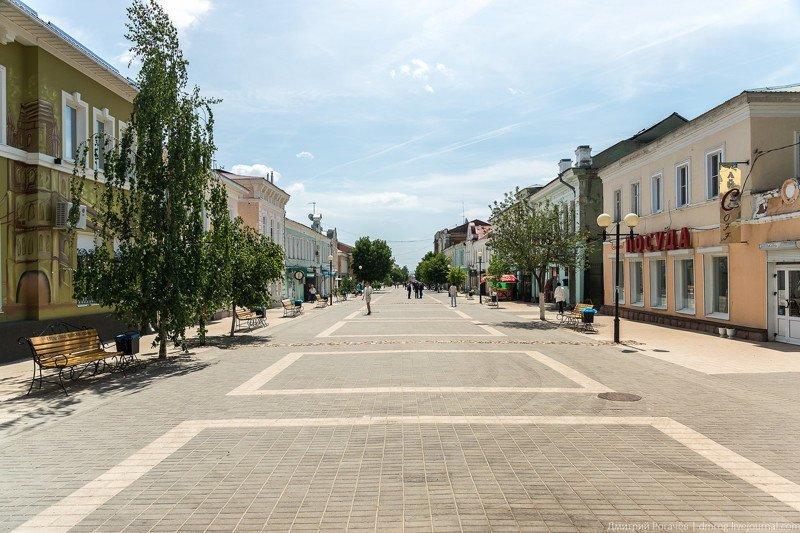 Город - Елец, Липецкая область Елец, Липецкая область, фоторепортаж