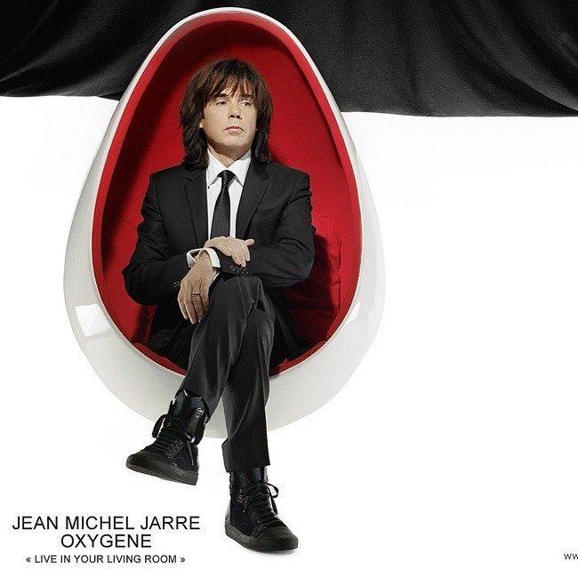 Пешком по прошлому:  Jean Michel Jarre композитор, музыка, франция
