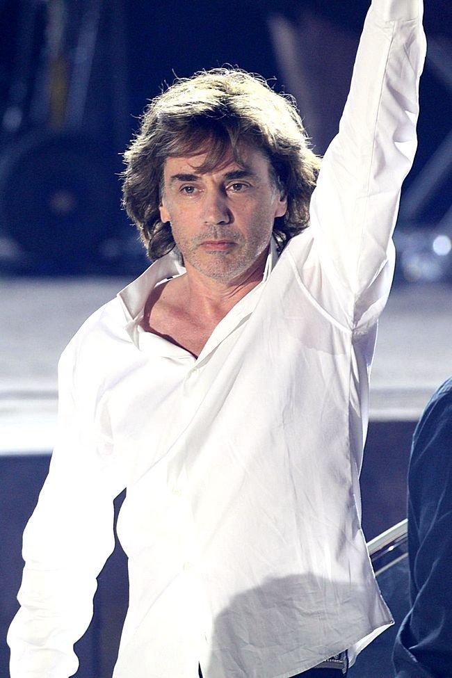 Жан-Мишель Жарр в 2011 году композитор, музыка, франция
