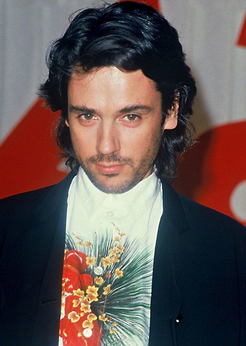 Жан-Мишель Жарр в 1988 году композитор, музыка, франция