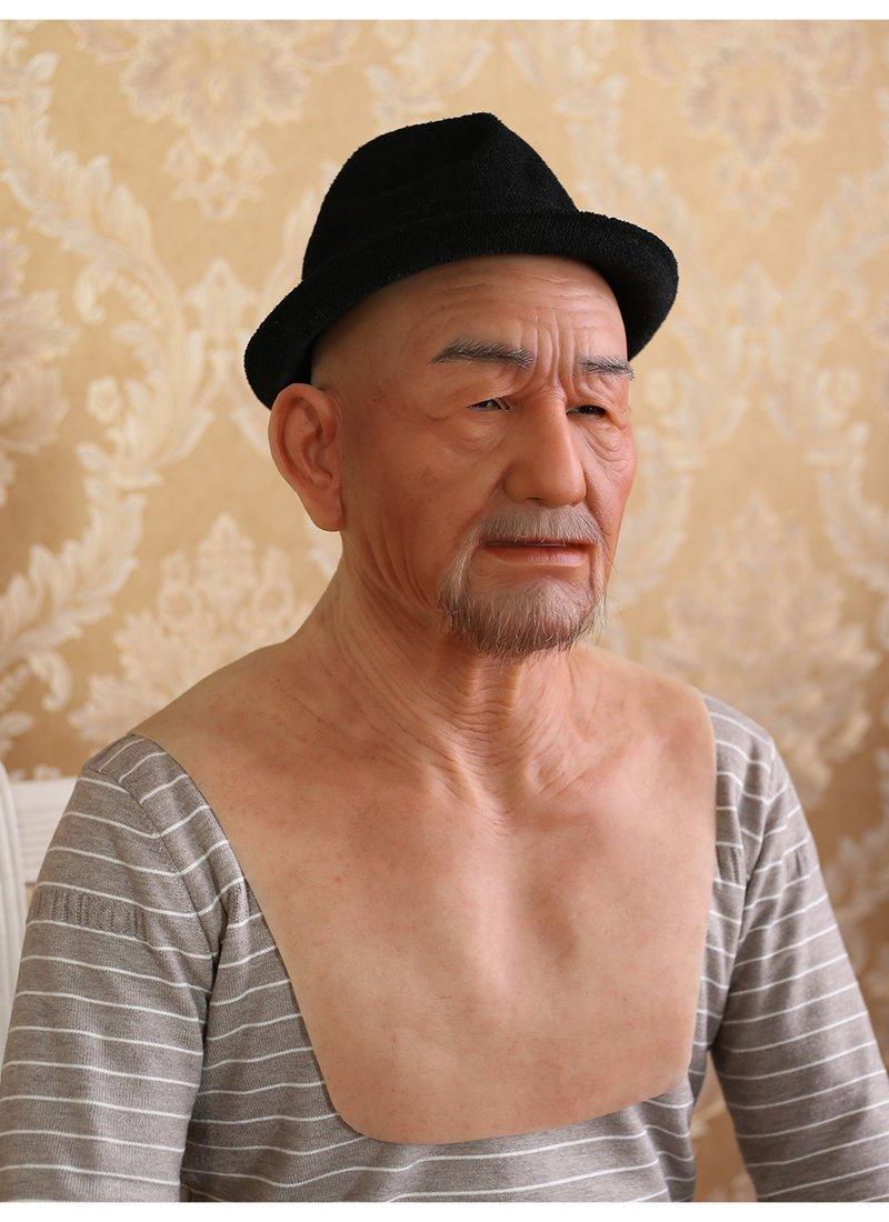 6. Очень качественная маска китайского деда aliexpress, вещи, гаджет, интернет-магазин, необычно, подарки