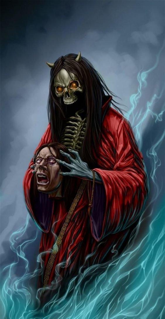 Александр Шатохин интересно, искусство, красиво, монстры. страх, прикольно, ужасы, чудовища