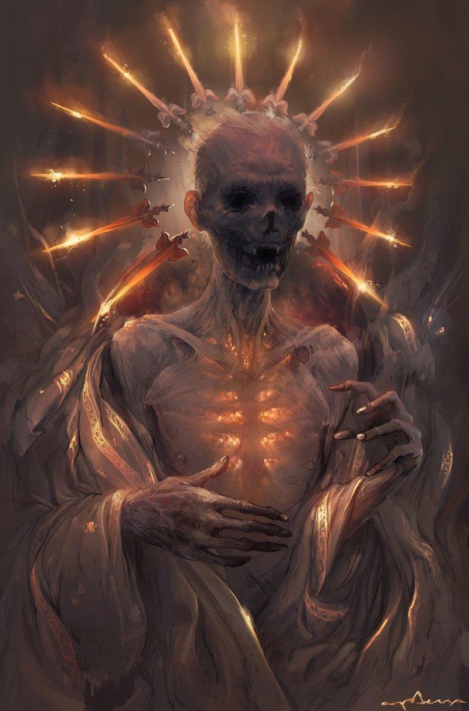 Sabbas Apterus интересно, искусство, красиво, монстры. страх, прикольно, ужасы, чудовища