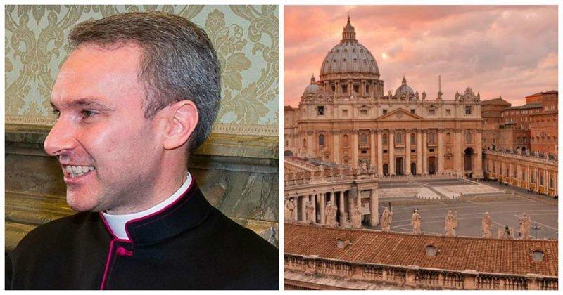 Преступник в мантии: арестован очередной священник-педофил из Ватикана Carlo Alberto Capella, ynews, ватикан, педофилия, священник