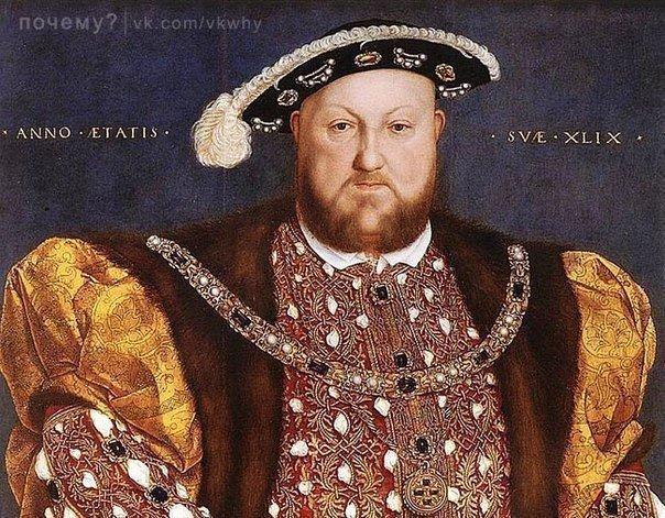 Генрих VIII Медный Нос викинг, власть, европа, имена, клички, короли, сёгун