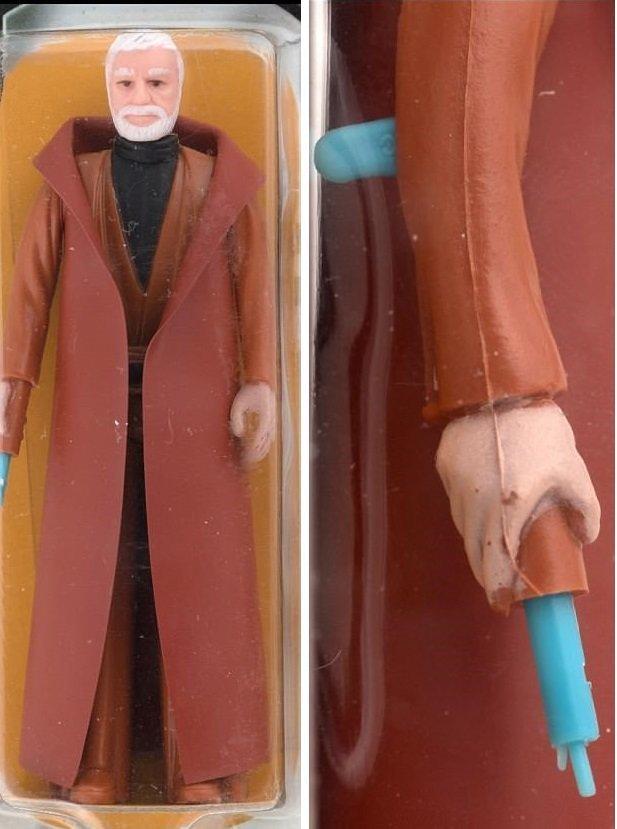 Оби-Ван Кеноби ушел с молотка за рекордные 65000 долларов  Стоимость, аукцион, звездные войны, игрушка, коллекция, персонаж, фигурка
