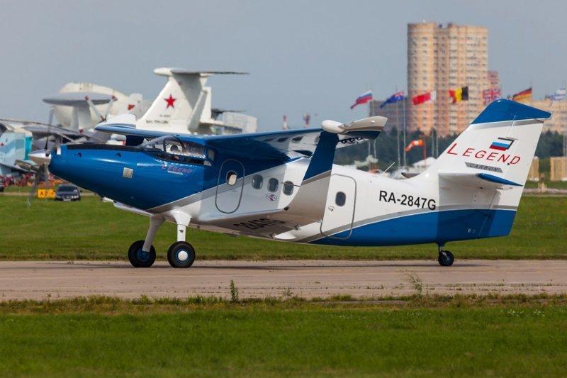 Заключен договор на поставку 200 самолетов ТВС-2ДТС ТВС-2ДТС, самолет, фоторепортаж