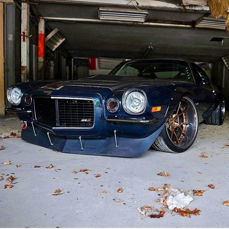 Chevrolet Camaro ZL1 автомобили, маслкары, машины, старые машины