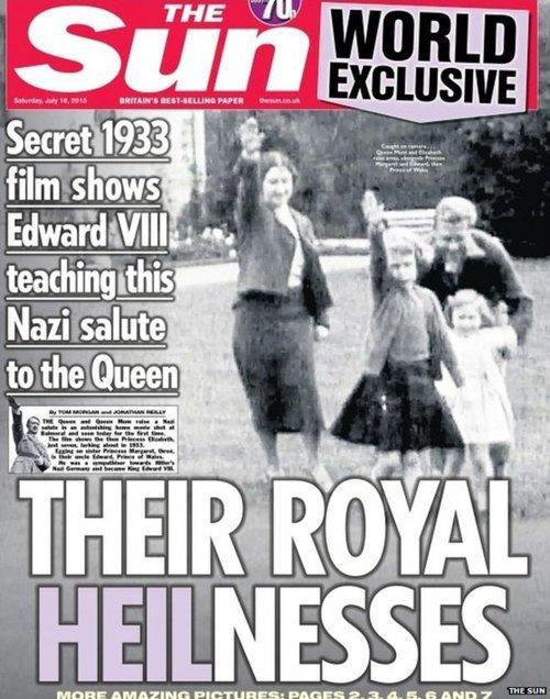 Но одна из самых значительных страниц в истории дружбы правительств и аристократии Европы - это отношение английской монархии к делам Гитлера аристократия, гитлер, европа, интересное, история, монархия