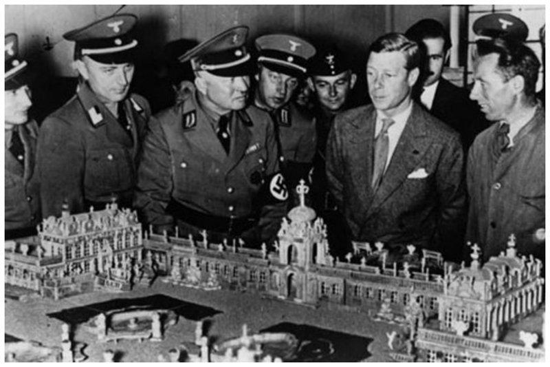 Мы, победившие Гитлера - зло, а Европа, целовавшая ему ноги - борцы с фашизмом аристократия, гитлер, европа, интересное, история, монархия
