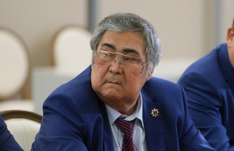 Тулеев перешел на работу в парламент ynews, Тулеев, избрание, интересное, отставка, парламент, фото