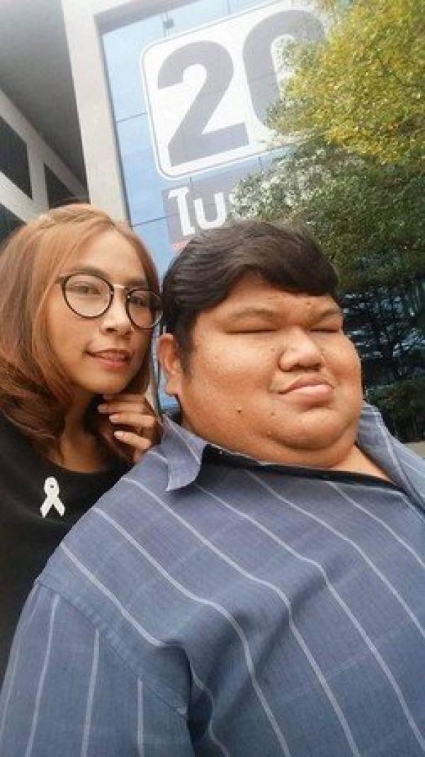 Окружающие всегда говорили Пувадоле, что Куди ей не пара, но она вышла за него замуж Любовь, вес, внешность, история, пара, свадьба, таиланд