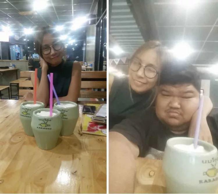 Куди с детства страдает избыточным весом Любовь, вес, внешность, история, пара, свадьба, таиланд