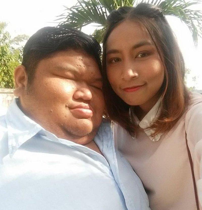 Пувадола и Куди начали встречаться 10 лет назад Любовь, вес, внешность, история, пара, свадьба, таиланд