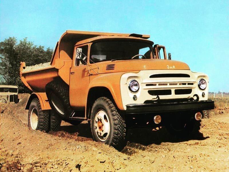 В 1930 году для выпуска на заводе была закуплена лицензия на американский грузовик «Аутокар-5С» , который впоследствии массово выпускался под названием ЗИС-5 СССР, автомобили, грузовик, зил