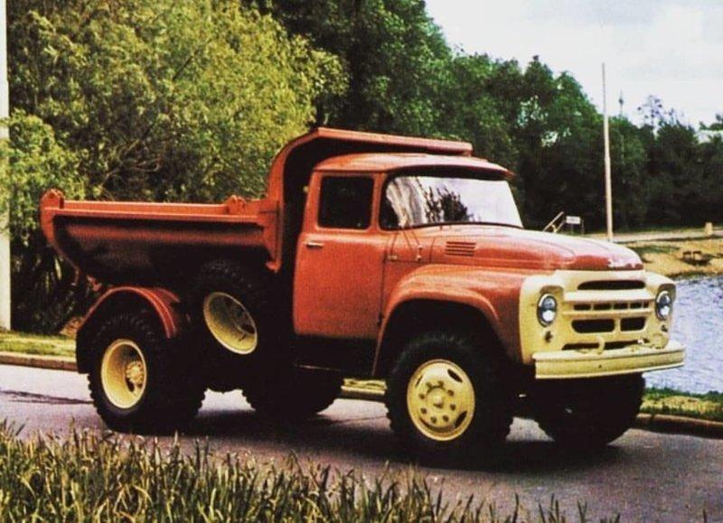 Из-за технических и экономических проблем новый ЗИЛ-4331 смог дойти до производства только к моменту распада СССР СССР, автомобили, грузовик, зил