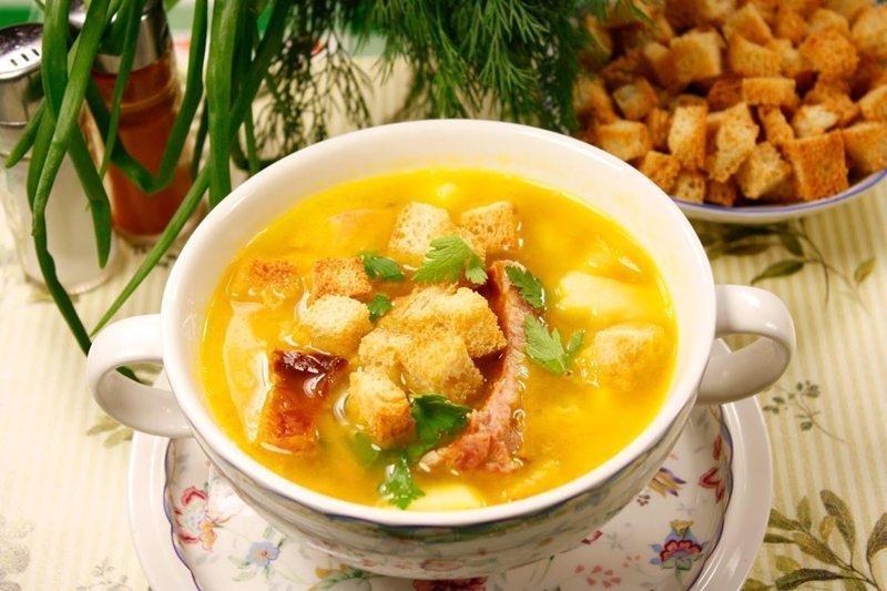 Конечно супы. Гороховый с салом? Мечта! еда, интересное, кулинария, полезное, рецепты, сало