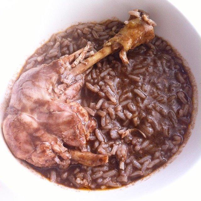 10. Arroz de cabidela - Португалия блюда, в мире, деликатесы, еда, национальная кухня, путешествия, разные страны, фото