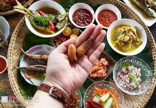 12. Butod - Малайзия блюда, в мире, деликатесы, еда, национальная кухня, путешествия, разные страны, фото