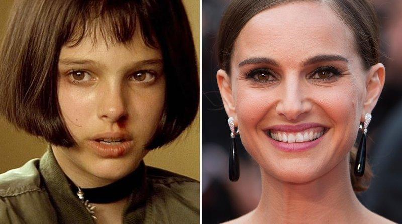 Натали Портман актеры, внешность, голливуд, дети, тогда и сейчас