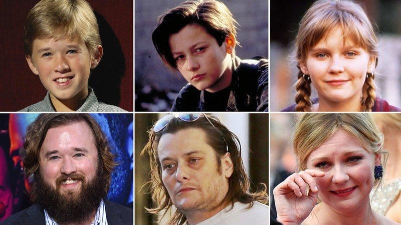 Что с ними стало: дети Голливуда 20 лет спустя актеры, внешность, голливуд, дети, тогда и сейчас