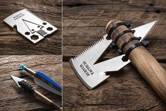 Мультитул - батя швейцарских ножей: брутальные инструменты на все случаи жизни аксессуары для мужчин, брутально, инструменты, интересно, мультитул, ножи, фото