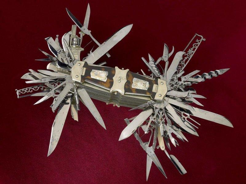 4. Батя всех швейцарских ножей аксессуары для мужчин, брутально, инструменты, интересно, мультитул, ножи, фото