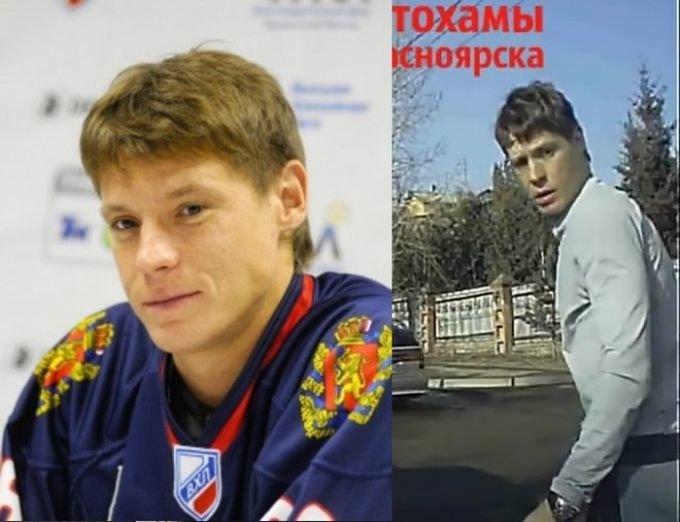 Красноярский хоккеист Александр Сёмин играл в лиге НХЛ с 2003 по 2015 гг, однако оказался не востребован в клубе «Монреаль Канадиенс». toyota, авто, автохам, быдло, видео, встерчка, конфликт на дороге, учитель на дороге