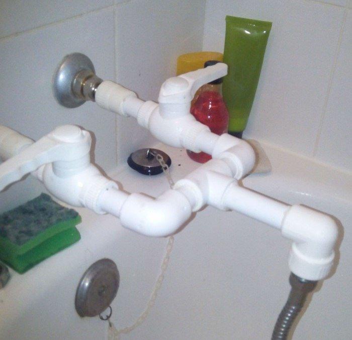 А это шедевр! водопровод, отопление, раковина, рукожопие, сантехник, сантехника, система отопления, унитаз