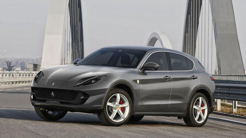 Ferrari SUV автомобили, внедорожники, дорогие автомобили, кроссоверы