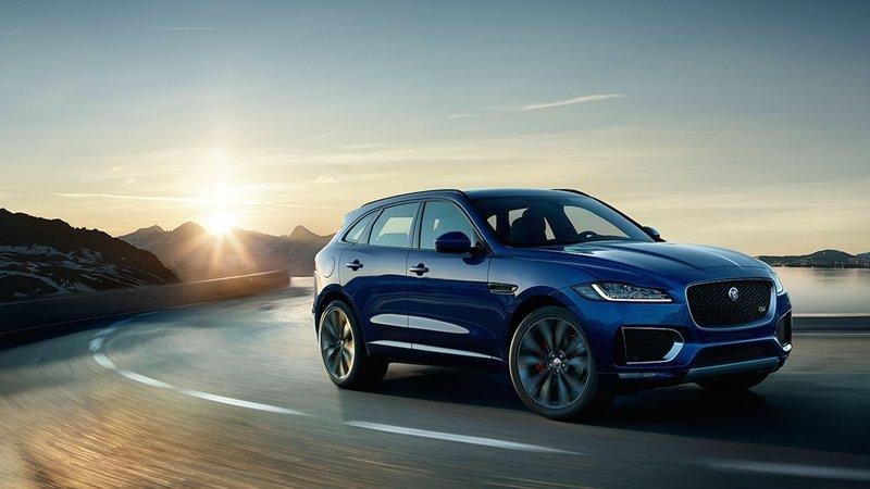 Jaguar F-Pace автомобили, внедорожники, дорогие автомобили, кроссоверы