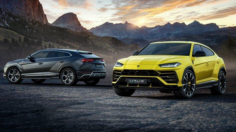 Lamborghini Urus автомобили, внедорожники, дорогие автомобили, кроссоверы
