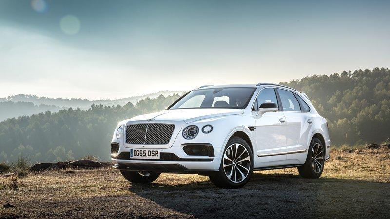 Bentley Bentayga автомобили, внедорожники, дорогие автомобили, кроссоверы